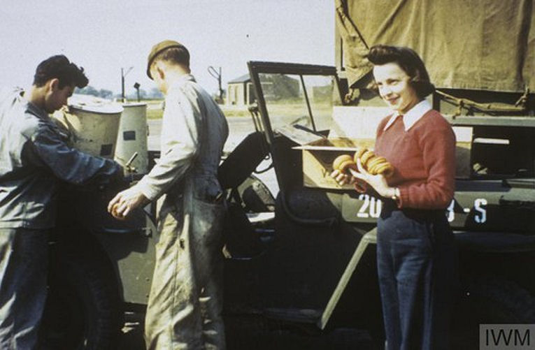Red Cross girl  55th Fighter Group 12th April 1944.jpg