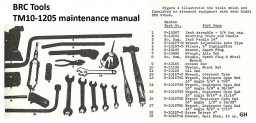 BRC tools photo and list from TM10-1205 maintenance manual - Copy reduce.jpg